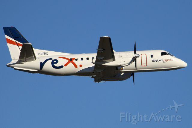 Photo of RXA Saab 340 (VH-PRX) ✈ FlightAware