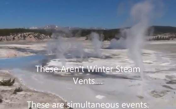 Source de cette information : http://guardianlv.com/2015/05/yellowstone-national-park-super-volcano-is-active/ Traduction de cet article : Le parc national de Yellowstone a été un grand sujet de débat parmi les scientifiques, en ce qui concerne si oui...
