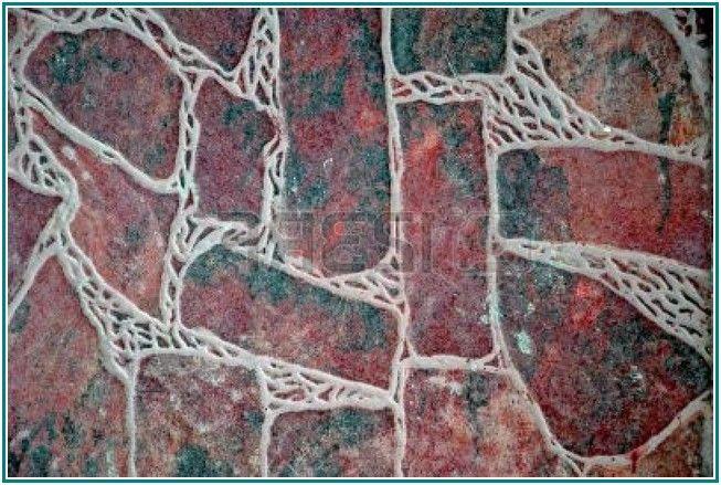 Exotic Faux Stone Flooring