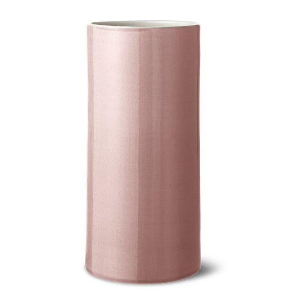 Pink bloom large vase