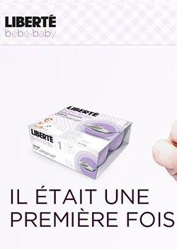 Yogourt Liberté bébé gratuit !