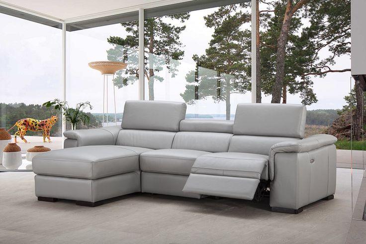 Peachy Contemporary Power Reclining Sofa Set Latitude Run Thornton Pabps2019 Chair Design Images Pabps2019Com