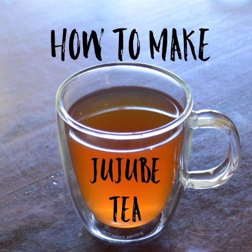 How to Make Jujube Tea using dried Chinese dates.