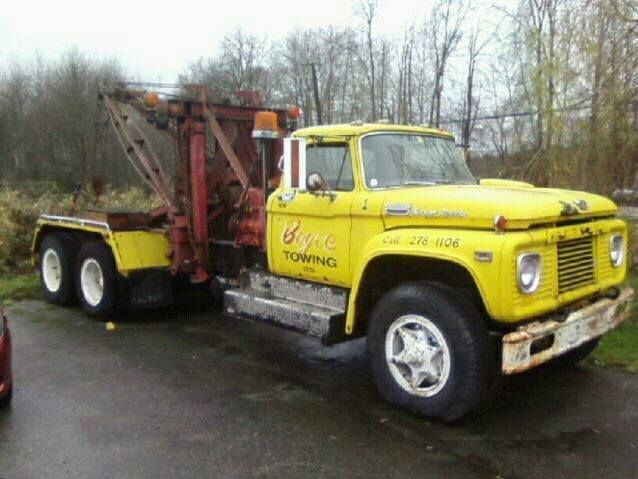 637 best old wreckers images on pinterest tow truck for Miroir tow n see