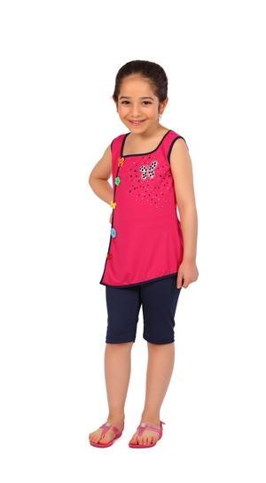 Neris - Modest Swimwear Bathing Suit for little girls
