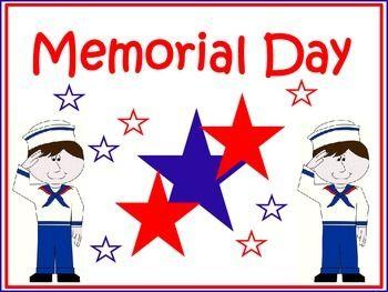 memorial day write ups