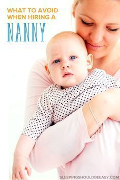how to find a nanny job in seattle