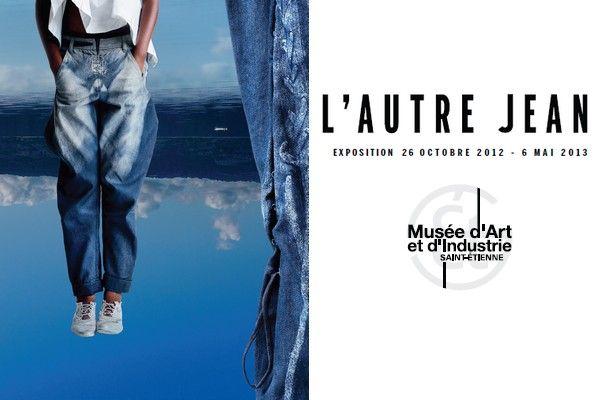 """""""L'Autre Jean"""", exposition Marithé+François Girbaud, Musée d'Art et d'Industrie de Saint-Etienne, jusqu'au 06 mai 2013"""