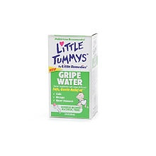 I don't know if anything can cure colic but this seems to make them feel better. Little Tummys Gripe Water - 4oz.