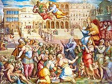 """The Avignon Papacy was the period from 1309 to 1376 during which seven popes resided in Avignon, France. This arose from the conflict between the Papacy and the French crown.     A deadlocked conclave finally elected Clement V, a Frenchman, as pope in 1305. Clement declined to move to Rome, remaining in France, and in 1309 moved his court to the papal enclave at Avignon. This absence from Rome is sometimes referred to as the """"Babylonian Captivity of the Papacy""""."""