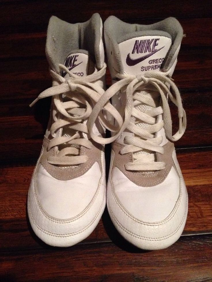 Nike Greco Supreme Wrestling Shoes Ebay