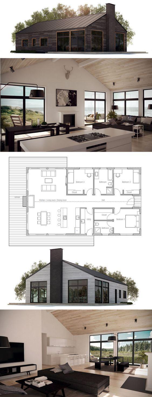 530 best Ideas for the House images on Pinterest | Modern barn ...