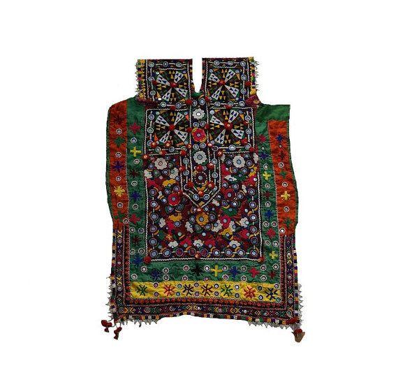 Vintage Gypsy Banjara Dress Part Vintage by MyCraftPalace on Etsy