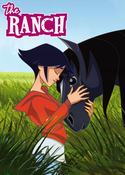 Le ranch - When Lena encounters a wild stallion who's been injured, she decides to adopt him and tame him with the help of her friends.