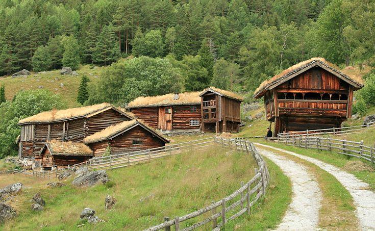 (Arkitektur i Norge – Store norske leksikon) Architecture in Norway - Norwegian Encyclopedia.