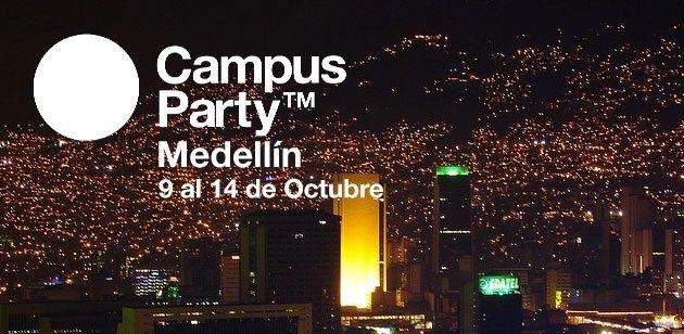 Medellín se convierte en la nueva sede de Campus Party Colombia.  Foto: laloking97 en flickr.com
