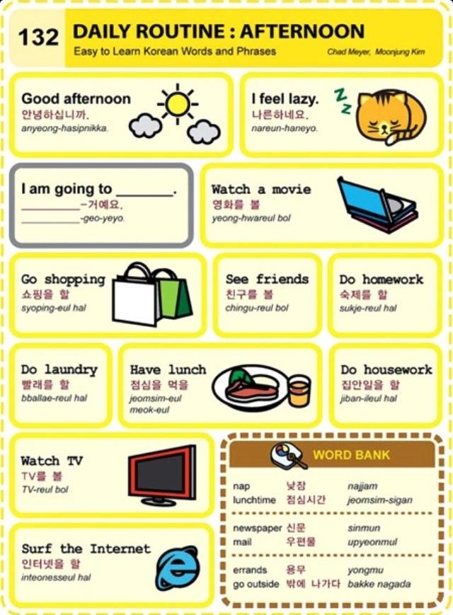 Learning Korean | Learning Korean | Korean language, Korean alphabet