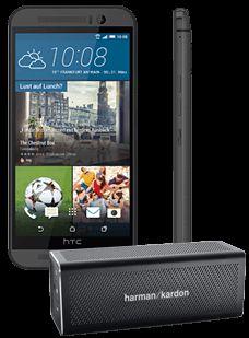 HTC One M9 Gun Metal Grey