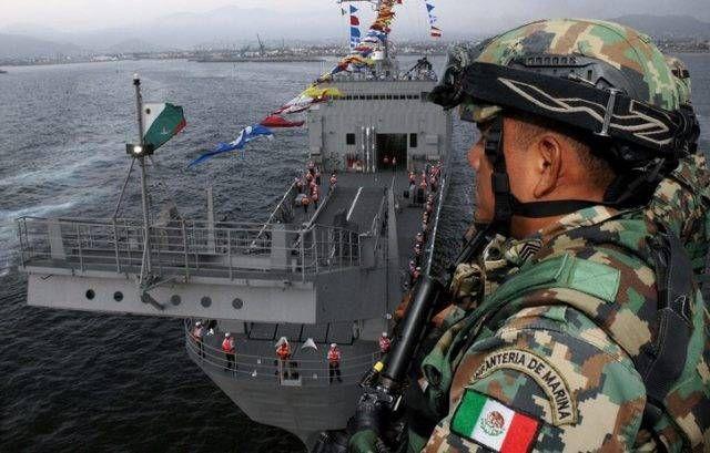 Aumentaría en más de 13.000 millones de pesos el presupuesto de las Fuerzas Armadas de México para 2018-noticia defensa.com