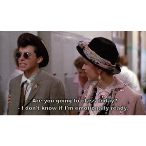 Duckie in Pretty in Pink. One of the best movies ever!