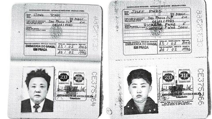 Kim Jong Un, late father Kim Jong Il used fake Brazilian passports to apply for visas, report says - Fox News