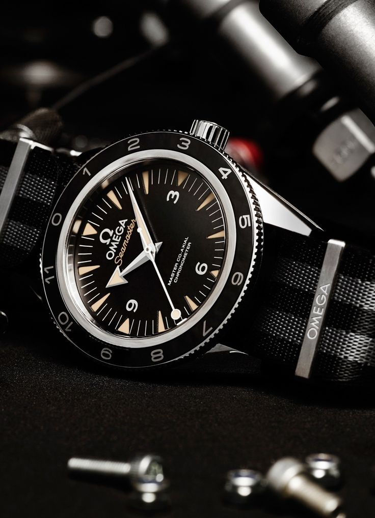 James Bond's Watch, The Omega Seamaster 300 Spectre
