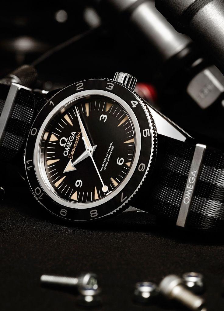 James Bond's Watch, The Omega Seamaster 300 Spectre