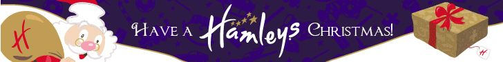 New Offers and Deals: 50% Off BLACK FRIDAY Week SALE at Hamleys  SHOP NOW  Black Friday week massive savings with up to 50% off 100s of selected toys!  http://ift.tt/2AfKnz7