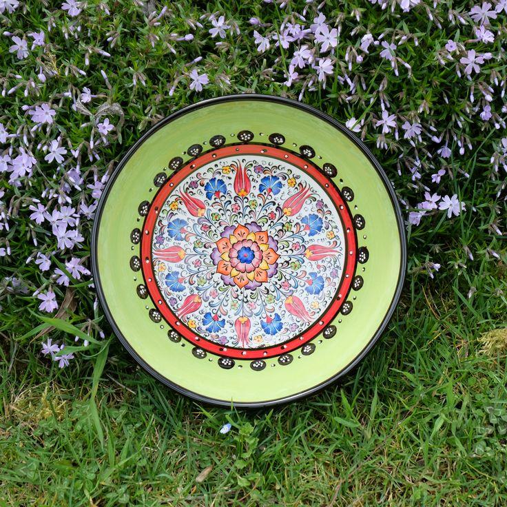 Bol Timur, design turc Millenium. Idéal pour accueillir vos saldes composées d'été #ceramics #céramique #porcelain #vaisselle #oriental