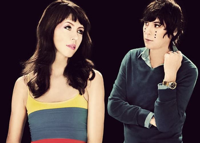 Glass Candy, Indie and Electro, Italo Disco, Portland Musicans, Retro