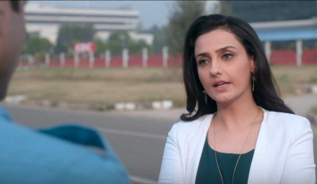 Pakistani Actress Momal Sheikh Offered A Punjabi Movie!