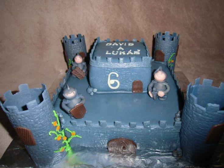 hrad a rytíři