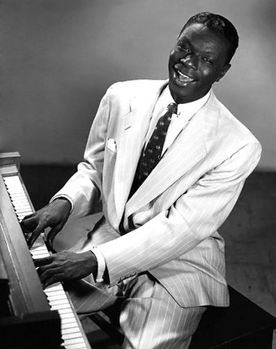 Nat King Cole ~ Unforgettable http://www.flickr.com/photos/35255697@N03/3313477952/sizes/o/in/photostream/