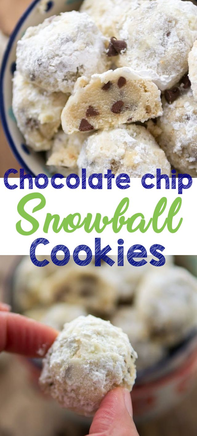 This Is The Most Popular Snowball Cookie Recipe An Easy Russian
