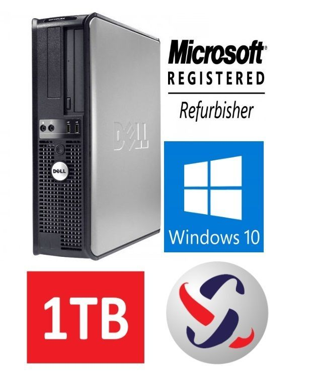 COMPUTERWORLDENT Our Ebay Store See Whats On Sale Computers Laptops Dell Optiplex Windows 10 PC Item Specifications CPU: Intel Core 2 Duo 3.00GHz Proc... #wifi #processor #computer #desktop #windows #dell