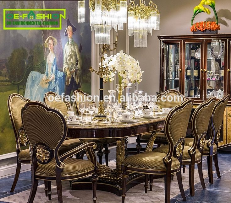 Foshan Customized Industrial Home Furniture Rustic Old Wood Dining Table View Oval Solid