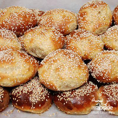 Arabskie smaki i aromaty: Bułeczki dożdżowe z przyprawą ka'ak