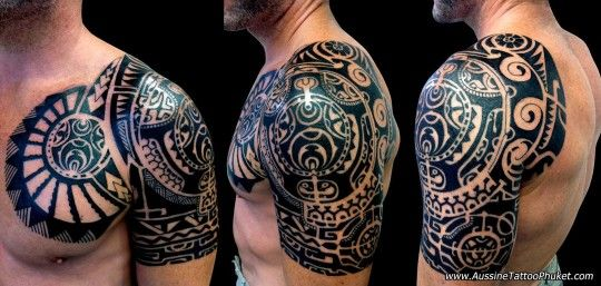 Celtic Tribal Tattoo Design Ideas 2 - pictures, photos, images
