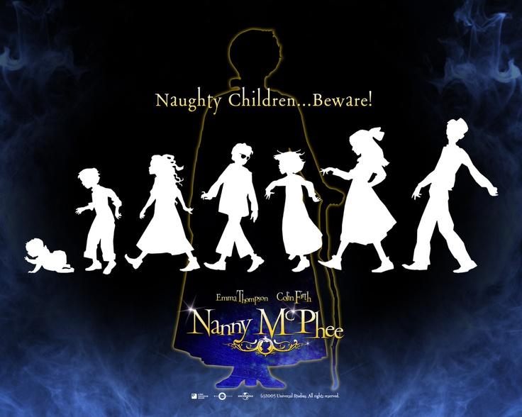 Fond d ecran Nanny McPhee