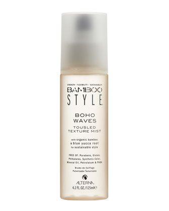 Bamboo Style Boho Waves Texture Hair Mist by Alterna at Neiman Marcus.