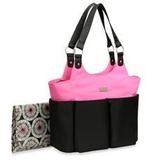 Carter's® Everyday Tote Diaper Bag - Pink