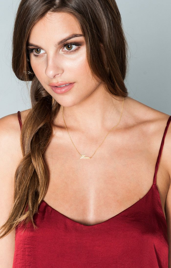 Pisces Star Sign Necklace | Show Me Your Mumu