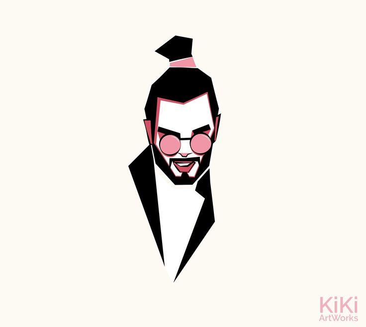 Kiki ArtWorks  Illustration By Kristyna Hrdlickova