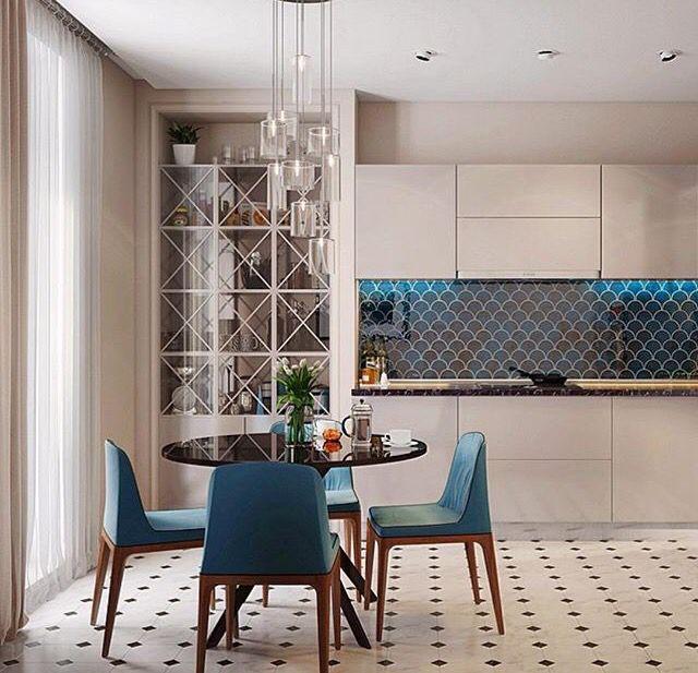 Плитка кухня кресла цвет