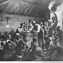 "The Watch Night service can be traced back to gatherings also known as ""Freedom's Eve."" On that night, #Black slaves and free blacks came together in churches and private homes all across the nation awaiting news that the Emancipation Proclamation actually had become law.  At the stroke of midnight,...The Watch Night service can be traced back to gatherings also known as ""Freedom's Eve."" On that night, #Black slaves and free blacks came together in churches and private homes all across the…"