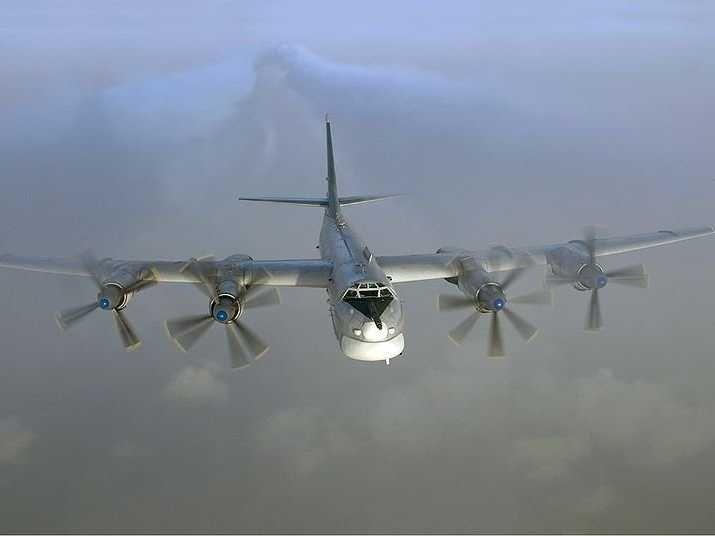Russian nuclear bombers intercepted near Guam