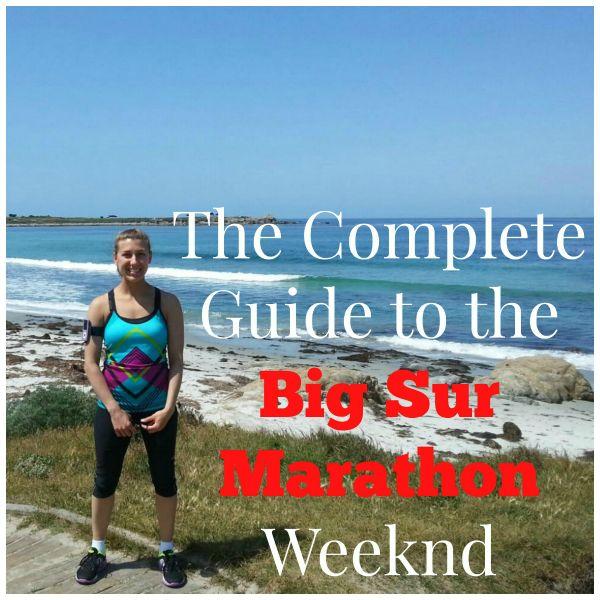 Completing the Boston 2 Big Sur Challenge ( Big Sur Marathon 2013)