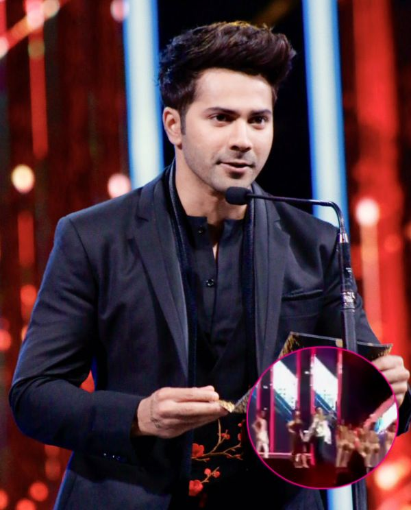 Zee Cine Awards 2017: Varun Dhawan's smashing performance is a hit with the crowd #FansnStars