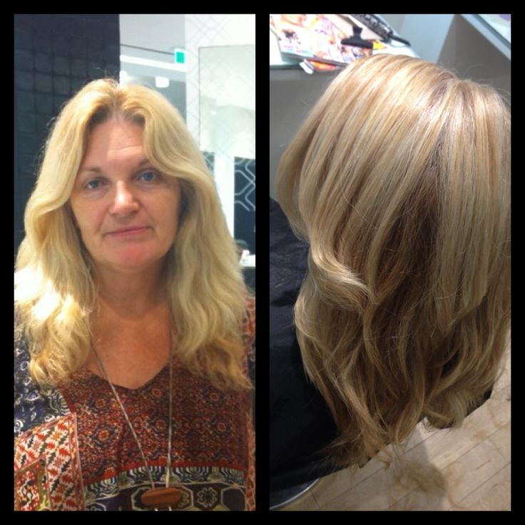 It's a fresh start for Janet with a fresh colour by Khaila! #lasainte #lasaintehair #robinatowncentre