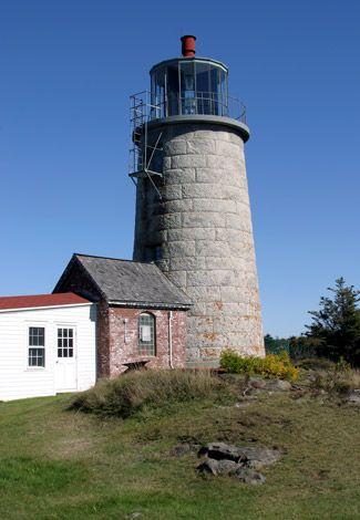 Monhegan Island Lighthouse,   ME
